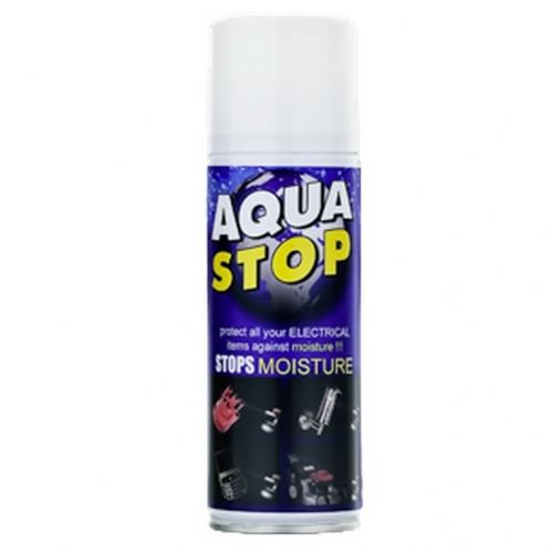 Aqua Stop Moisture Repellent Aerosol Spray - 200ml